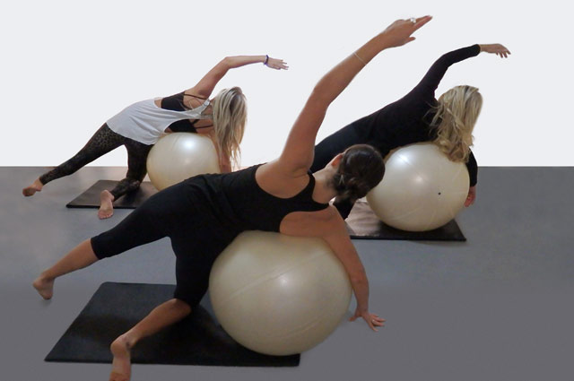 Pilates Group lass