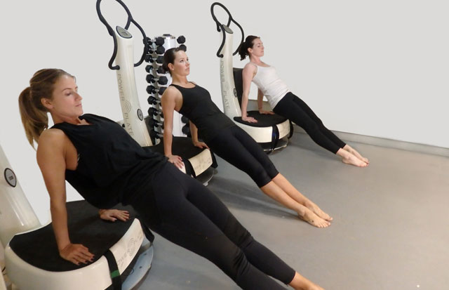 Power Plate Group Classes