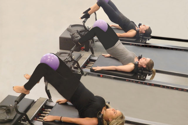 Pilates Group Classes-Reformer